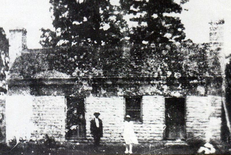 Moses Tyler's Stone House